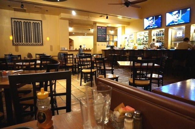 Blue Corn Café, Santa Fe