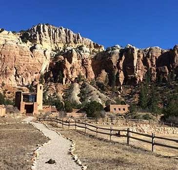 Monastery of Christ in the Desert | Enchanted New Mexico