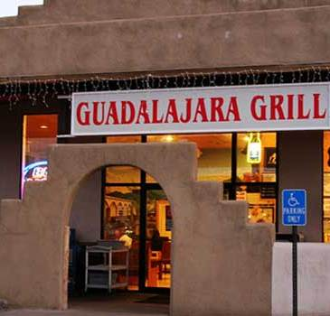 Guadalajara Grill (south) | Enchanted New Mexico