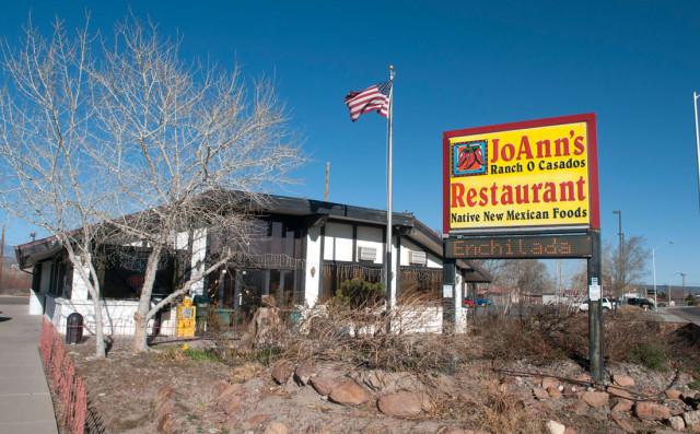 JoAnn's Ranch O Casados Restaurant, Espanola NM | Enchanted New Mexico