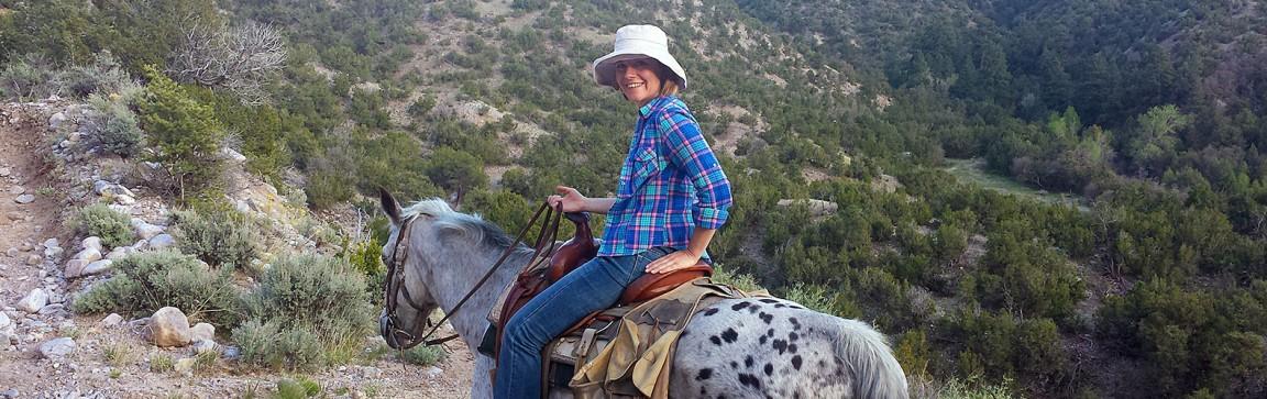 Horseback Ride, Riconada NM | Enchanted New Mexico