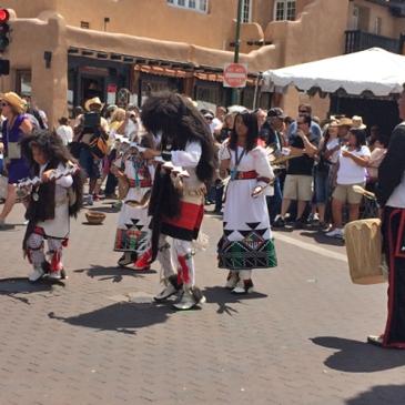 Santa Fe Indian Market