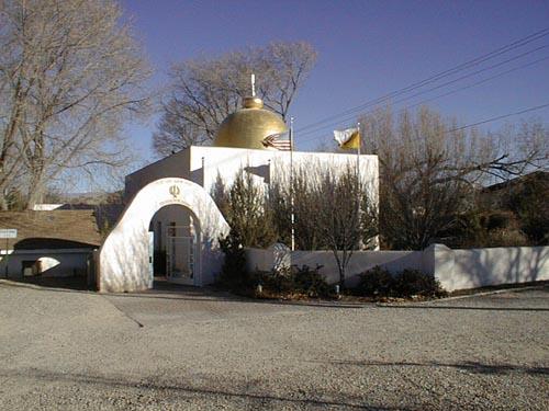 Hacienda de Guru Ram Das, Espanola NM | Enchanted New Mexico