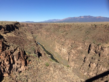 Rio Grande Gorge Bridge, Taos NM | Enchanted New Mexico