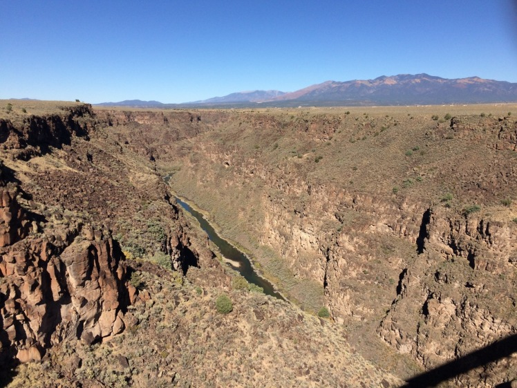 Rio Grande Gorge Bridge, Taos NM | Enchanted New Mexico