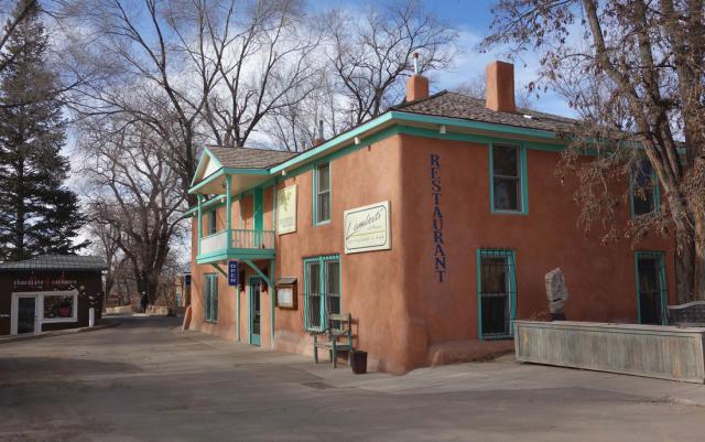 Lambert's, Taos NM | Enchanted New Mexico