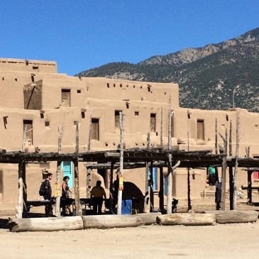 Taos Pueblo | Enchanted New Mexico
