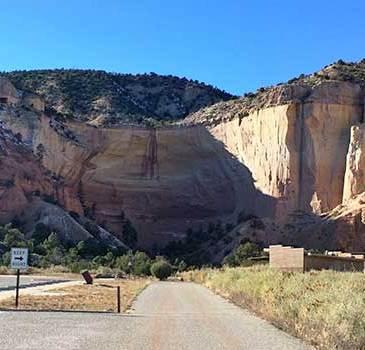 Echo Amphitheater   Enchanted New Mexico