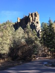 Battleship Rock, Jemez Mountain Trail Scenic Byway | Enchanted New Mexico