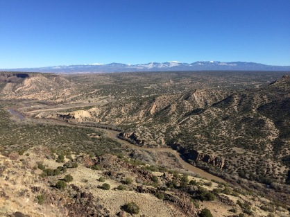 White Rock Overlook | Enchanted New Mexico