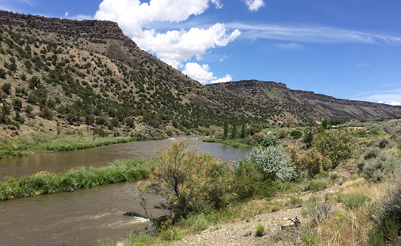 Orilla Verde Recreation Area | Enchanted New Mexico
