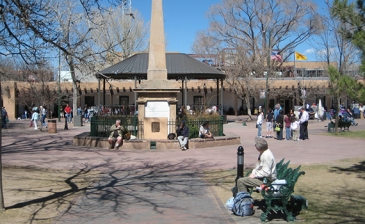 Santa Fe Plaza | Enchanted New Mexico