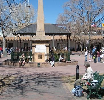 Santa Fe Plaza | Enchanted New Mexico