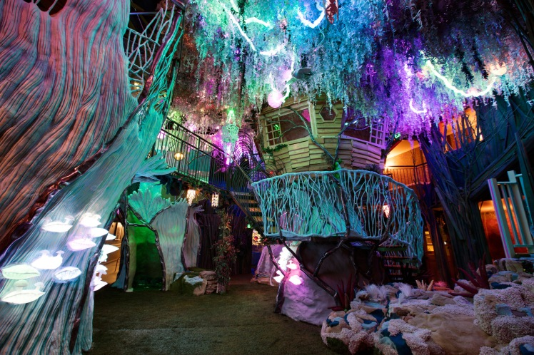 Meow Wolf | Enchanted New Mexico
