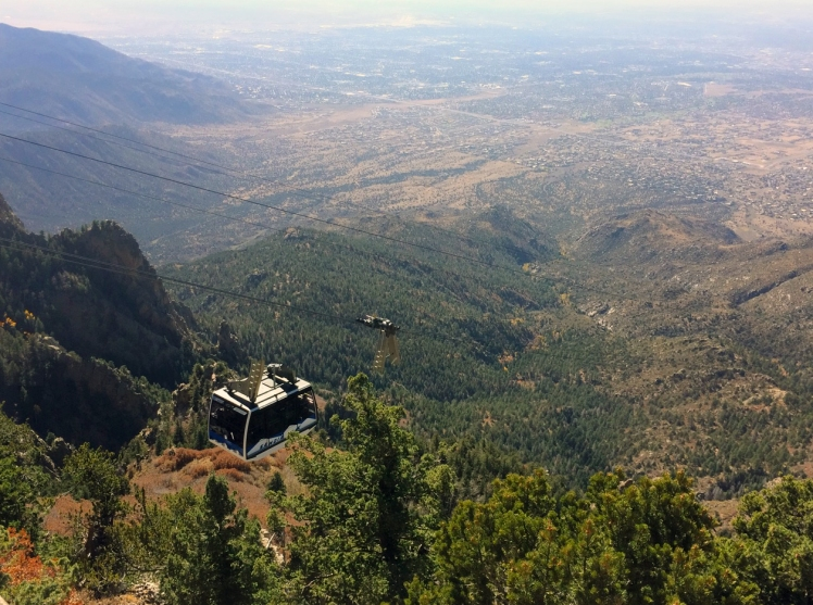 Sandia Peak Tramway | Enchanted New Mexico