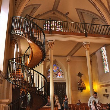 Loretto Chapel | Enchanted New Mexico